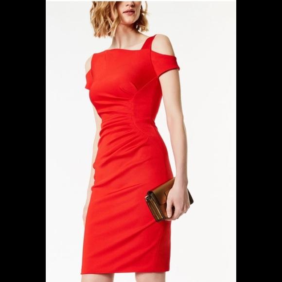 a4fb603161b Karen Millen Dresses   Nwt Coldshoulder Dress Size 12   Poshmark